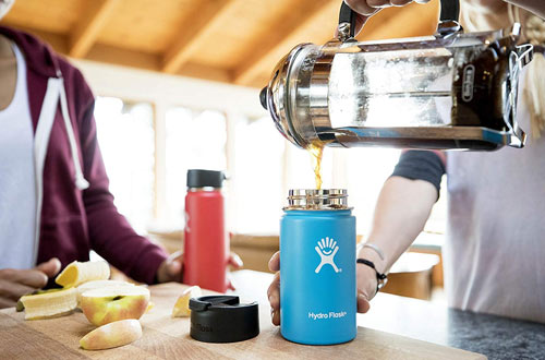 Hydro Flask Insulated Water Bottle & Travel Coffee Mug