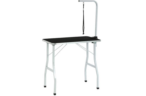 BestPet New Large Adjustable Pet Dog Grooming Table