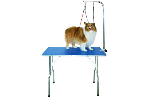 SHELANDY Professional Pet Grooming Table for Large and Medium Dogs