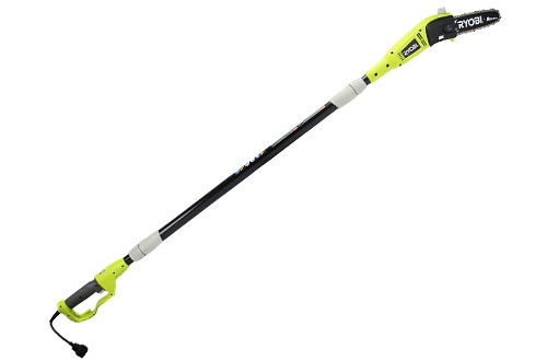 "Ryobi RY43160 6Amp 8"" Bar Electric Corded Pole Saw"