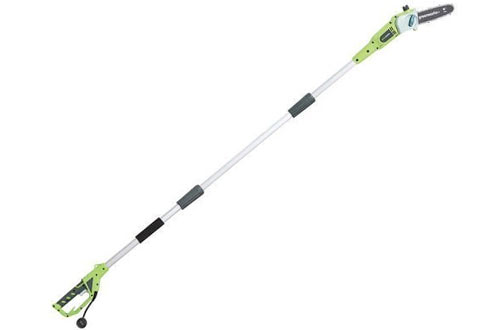 Greenworks 8.5 6.5 Amp Electric Corded Pole Saw