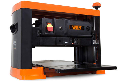 WEN 15 Amp 3-Blade Benchtop Corded Thickness Planer