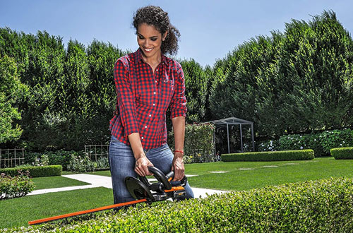 Worx WG255.1 20V PowerShare Cordless Hedge Trimmer