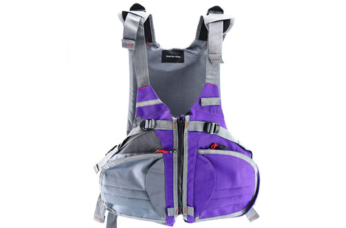 Amarine-made Adjustable Size Life Jacket for Boat Buoyancy