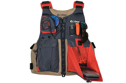 NYX Kayak Fishing Life Jacket