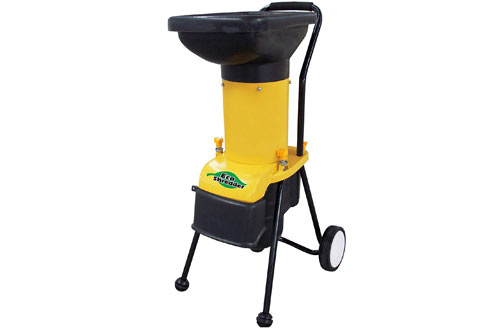 Eco-Shredder Electric Chipper/Shredder/Mulcher