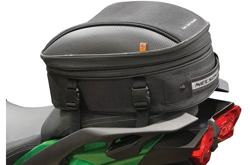 Nelson-Rigg CL-1060-S2 Commuter Sport Motorcycle Tail/Seat Bag