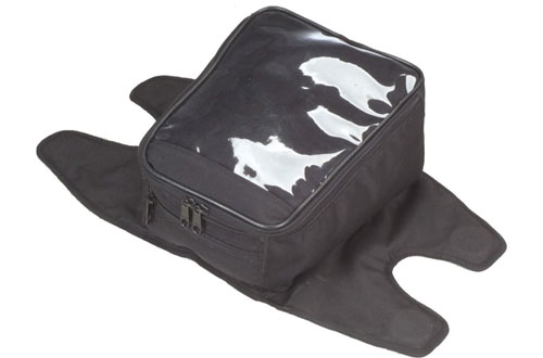 Dowco Rally Pack Water Resistant Magnetic Motorcycle Tank Bag