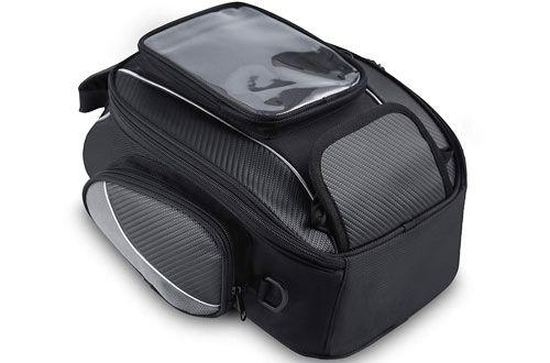 Waterproof Motorcycle Tank Bag for Honda, Yamaha, Suzuki, Kawasaki